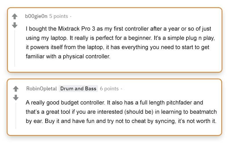 Numark Mixtrack Pro 3 Reviews