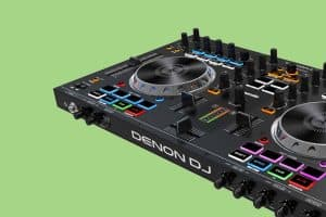 Denon MC4000 Background