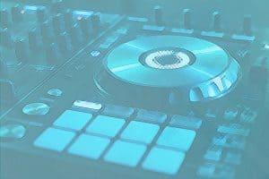Best DJ Controller background