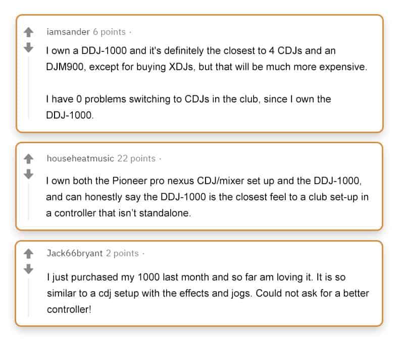 Pioneer DDJ 1000 Reviews