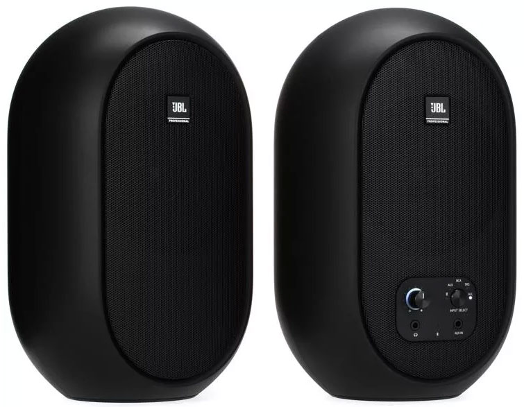 Front view of the JBL 104