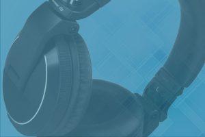 Best Pioneer DJ Headphones Background