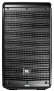 Front view of the JBL EON 610 Speaker