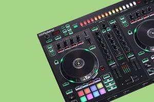 Roland DJ 505 Background