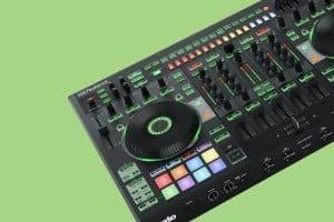 Roland DJ 808 Background