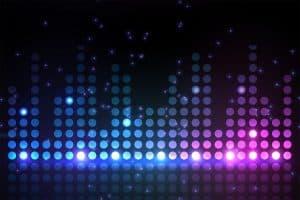 Harmonic mixing background
