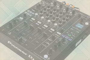Best DJ Mixer Background