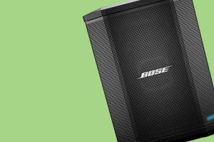 Bose S1 Pro Background